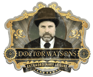 Doctor Watsons Rotterdam Escape Room