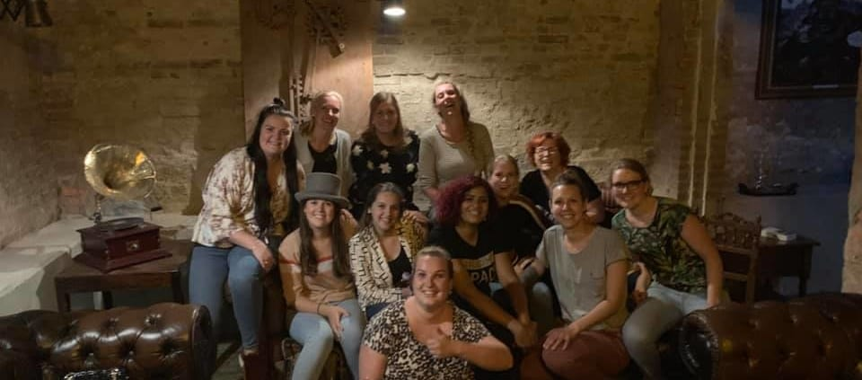 Escape room grote groepen