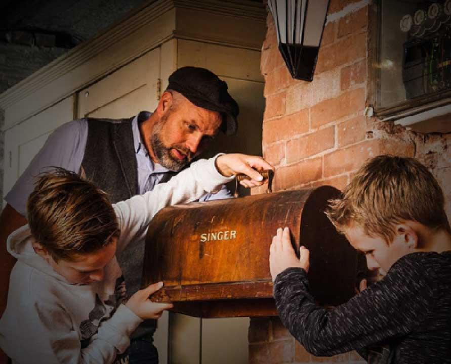 Doctor Watsons en twee kinderen