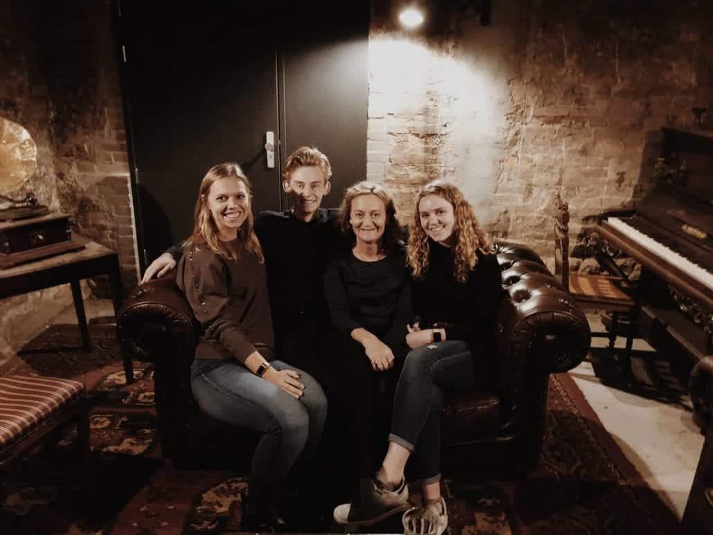 Escape Room met gezin