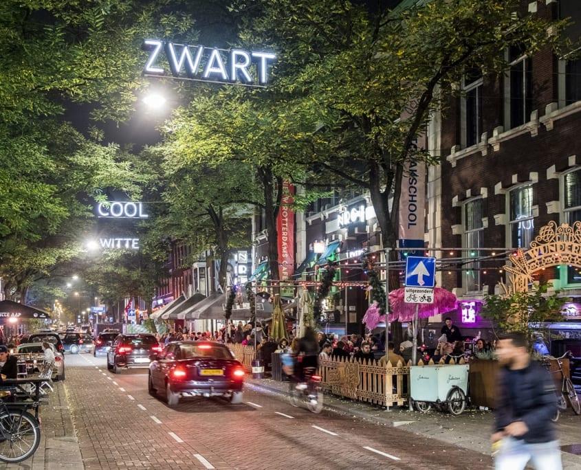 #Rotterdamzetdoor